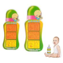 3 шт./компл. Детский термометр для измерения наклейка с изображением флакона