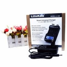 Liitokala Lii-500 ЖК-дисплей Батарея Зарядное устройство для 3.7 В 18650 18350 18500 16340 17500 25500 10440 14500 26650 1.2 В AA AAA lii500