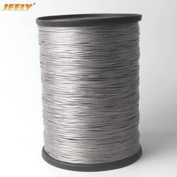 JEELY 1000 м 1 мм 6 ткет плетеные буксировочный лебедки Spectra трос лебедки 220lbs