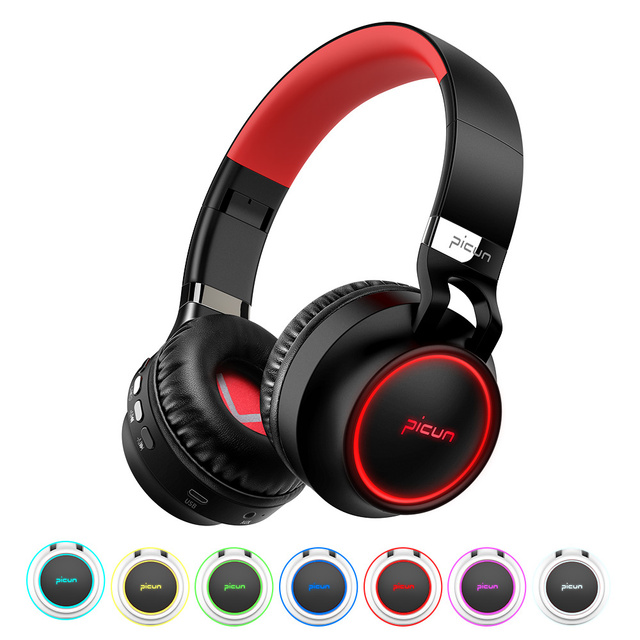 P60 Casque Audio Sans Fil Casque Bluetooth 24 Heures Temps De