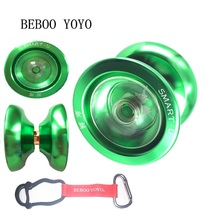 Free shipping Hot Sale Upgraded Version Alloy Aluminum yo yo Metal Professional Auldey Yo-Yo Toy Ball Bearing YOYO S4
