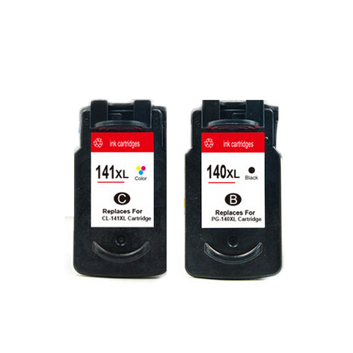 pg-140 cl-141 Compatible Ink Cartridge For Canon pg 140 cl 141 xl pg140 cl141 for canon MG2580 MG2400 MG2500 IP2880 ink printer 5bk 2cl large capacity ink cartridge compatible pg 540 cl 541 pg540 cl541 for canon mg2150 mg2250 mg3150 mg3200 mg3550 printer