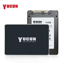 YUCUN бренд 2,5 дюймов твердотельный накопитель SATA III 16 ГБ 32 60 120 240 480 500 Внутренний твердотельный накопитель HD жесткий диск ноутбука Desktop