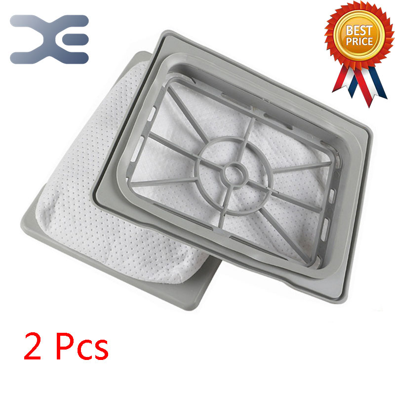 2Pcs Lot High Quality Adaptation For Electrolux Vacuum Cleaner Accessories Dust Net Z1370 / 1380 Filter Bag 2pcs lot high quality adaptation for philips fc8138 8130 8148 c8147 vacuum cleaner accessories filter element