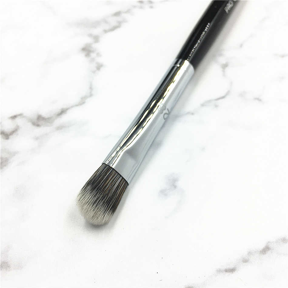 Profesional #28 Pro crema sombra maquillaje brocha sombra de ojos mezcla de colores cosmética cepillo herramienta de belleza