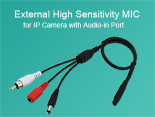 Recommend External Mic