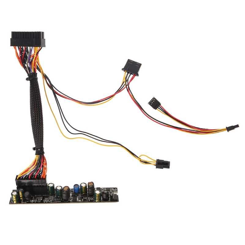DC 12 V 120 120w ピコ PSU 24Pin ミニ ITX Dc ATX PC 電源モジュールケーブル