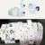MEMOBIRD impressora fotográfica 57*50mm papel de impressão de Papel da impressora térmica NÃO Incluído o bisfenol a