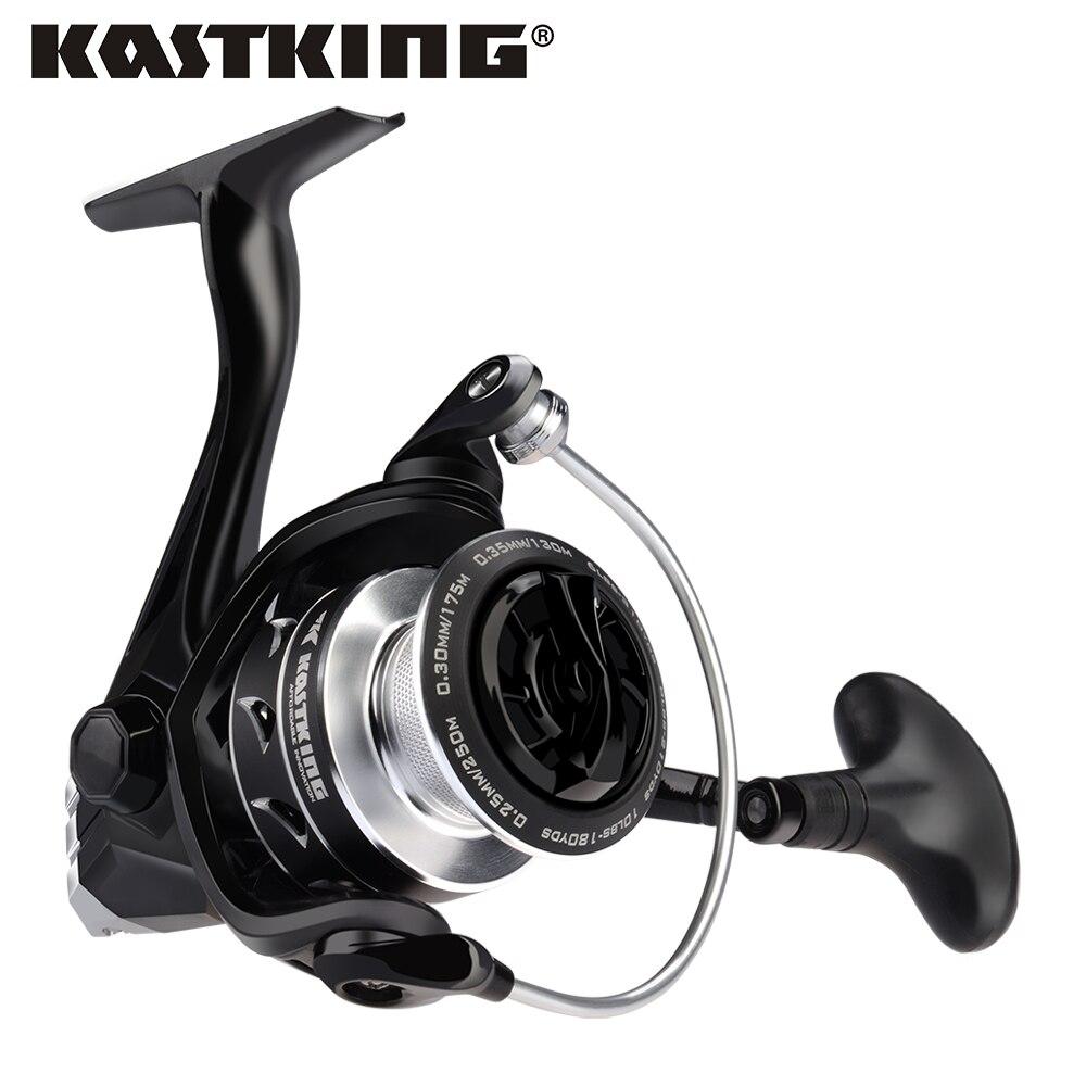KastKing Eagle Super Light Carbon Spinning Reel Max Drag 10KG Fishing Reel for Bass Pike Fishing