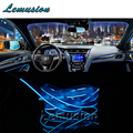 Car Neon Light Glow LED Strip Styling For Hyundai Solaris Tucson 2016 I30 IX35 I20 Accent Santa Fe For Lada Granta Kalina Priora