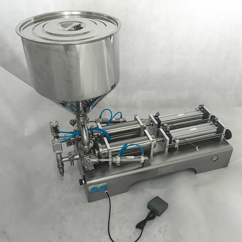 double fillling machine3