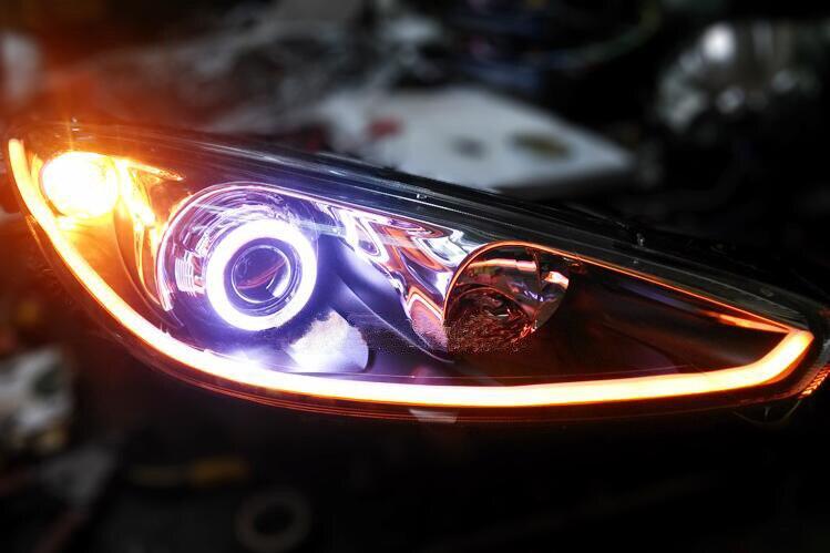 HID,2013~2015,Car Styling for Peugeo 308 Headlight,insight,206 207 308 3008 408 4008 508 Raid RCZ,Partner,308 head lamp