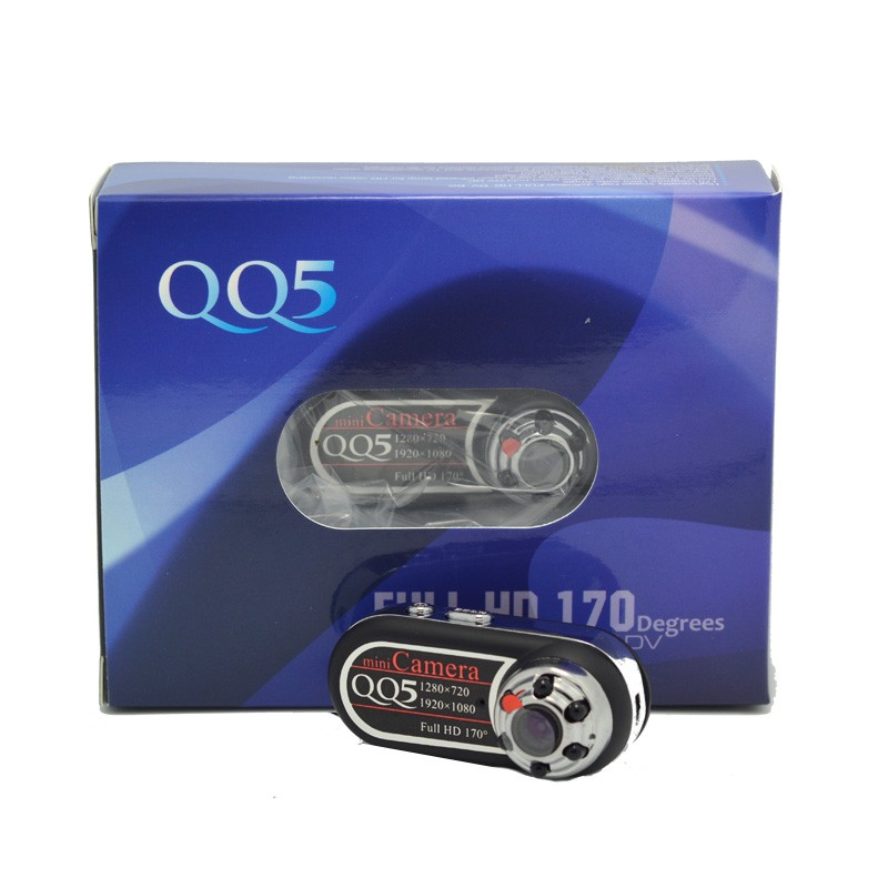 1 QQ5 Mini camera mini camcorder mini dv  (8)
