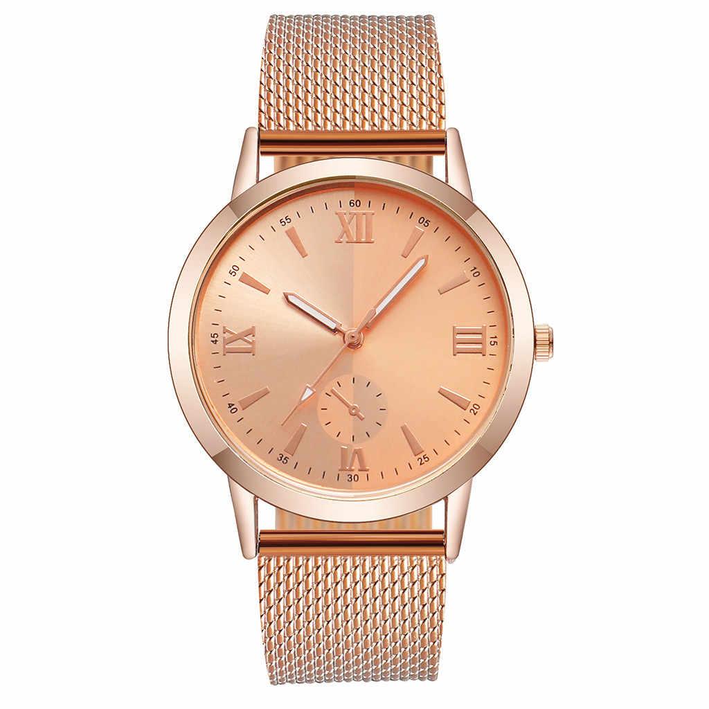 נשים גבירותיי שעון שיק חיוג מינורי קוורץ פלסטיק רצועת שעון יד relojes mujer גבירות horloges reloj דה mujer montres femme