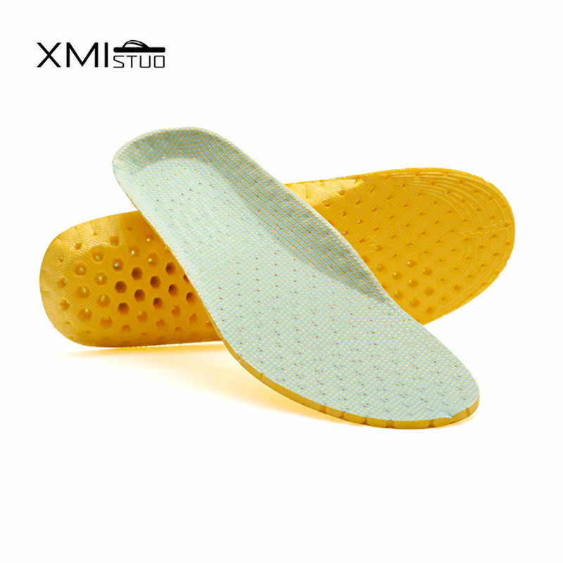 b626adfebd ... XMISTUO Orthotic Arch Support Shoe Pad Soccer Sport Running Active  carbon military training Basketball Insoles Insert ...