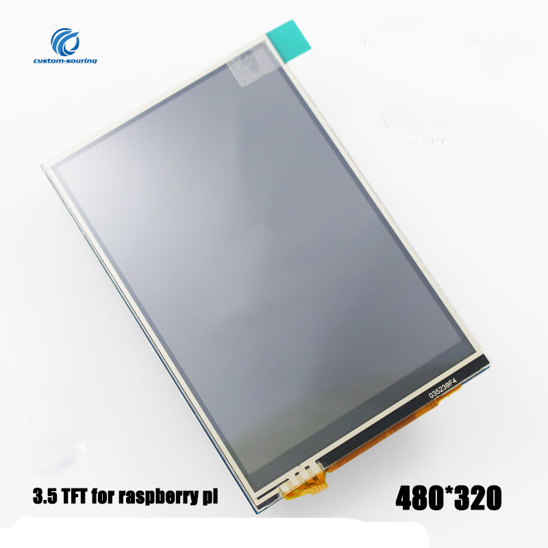 Industrial grade with touch 3.5Inch TFT LCD Display Module 320x480 For raspberry PI 320*480 SPI interface HD LCD module ILI948Industrial grade with touch 3.5Inch TFT LCD Display Module 320x480 For raspberry PI 320*480 SPI interface HD LCD module ILI948
