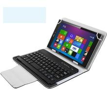 2017 Más Nuevo Bluetooth caja del teclado para 10.1 pulgadas caja del teclado de tablet pc para irbis tw11 irbis tw11