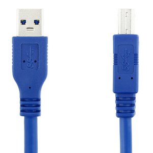 Image 2 - USB 3.0 A Male AM to USB 3.0 B Type Male BM USB3.0 Cable 0.3m 0.6m 1m 1.5m 1.8m 3m 5m 1ft 2ft 3ft 5ft 6ft 10ft 30cm 1 3 5 Meters