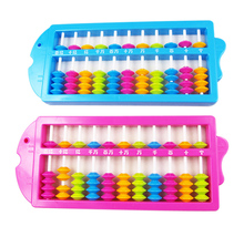 Children abacus aircraft plastic calculation baby learning arithmetic mathematics educational AIDS educational toys