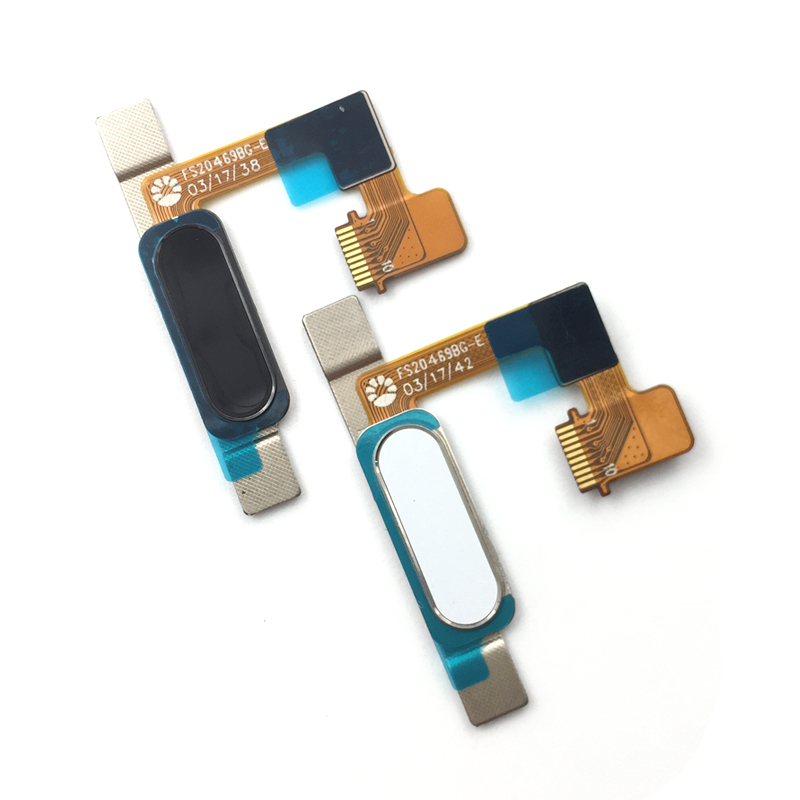 Original Fingerprint Flex Cable For Huawei MediaPad M3 Lite 10.1 Inch Home Menu Button Flex Cable Replacement