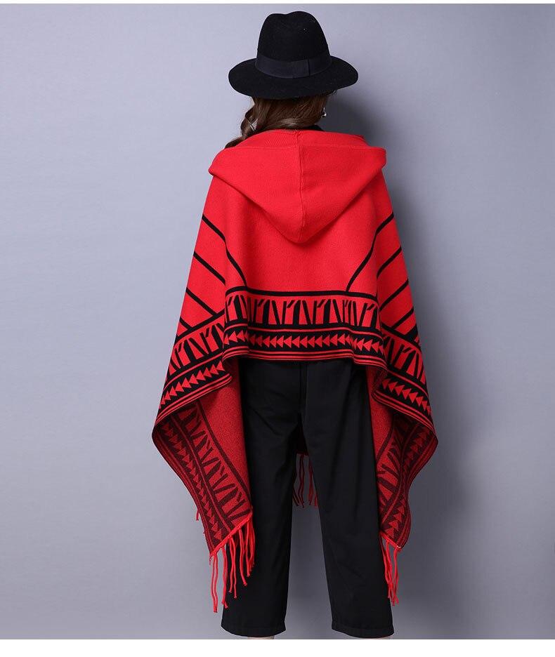Cardigans Lâche gray Femmes Tricoté Mode red Occasionnel Automne Ourlet Khaki Irrégulière Printemps De H272 Châle Chandail Sexy 2017 Rayé Gland qHxZOXq