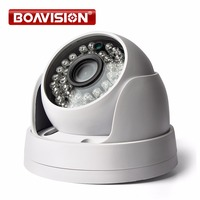 HD 720P 1080P IP Camera Dome IR Night Vision 1 0MP 2MP CCTV Security Camera Network
