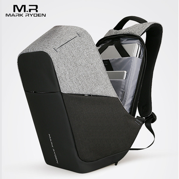 Multifunction USB charging Men 15 inch Anti thief Laptop Backpacks For Teenager Fashion Male Leisure Travel backpack