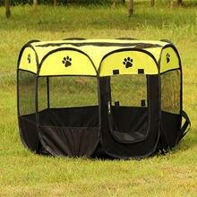 Petminru переносной складной домик для собак палатка домашних