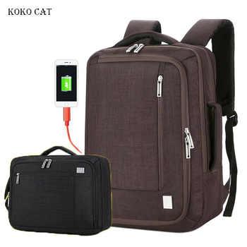 Waterproof 16inch Laptop Backpack Anti Theft Men knapsack USB charging Travel Teenage Backpack bag for men male bagpack mochila - DISCOUNT ITEM  30 OFF Luggage & Bags