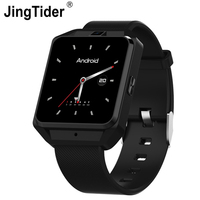 JT3 4G Android Smart Watch 1GB Ram 8GB Rom MTK6737 Quad Core TDD LTE 600mAh Android 6.0 Smart Wrist Watch Wifi GPS Sim Bluetooth