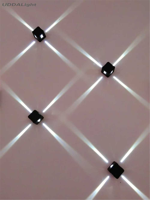 Outdoor Lighting Wall Lamps 3w Cross