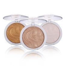 Highlighter Shimmer and Shine Lips Face Bronzer Highliter Glow Kit Countour Makeup Highlight Iluminador Maquiagem