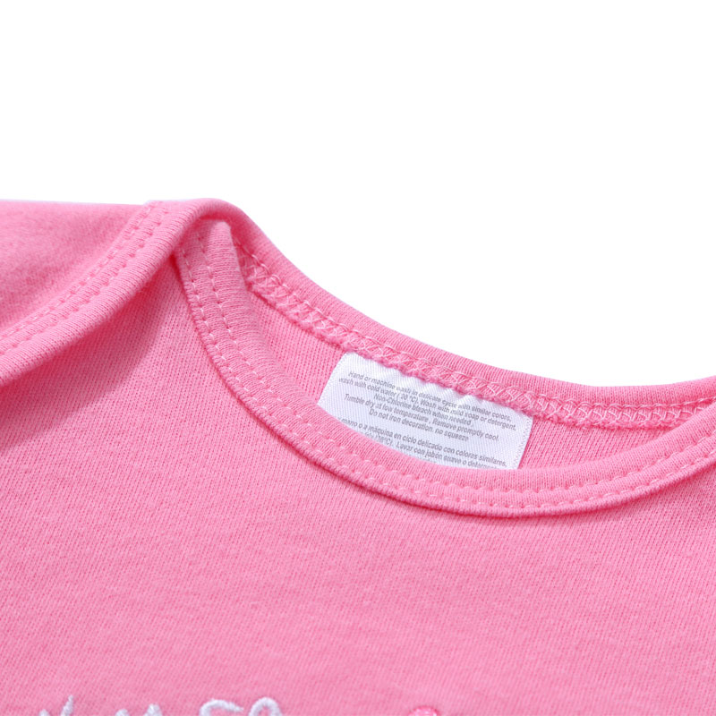 2018 Newly Baby Bodysuits 100% Cotton Infant Body Short Sleeve Clothing Jumpsuit Cartoon Animal Printed Baby Boy Girl Bodysuits (2)