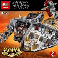 2019 New Lepin 05151 Star Plan Wars Betrayal at Cloud City set Compatible Legoing 75222 Blocks Bricks Building Educational Model