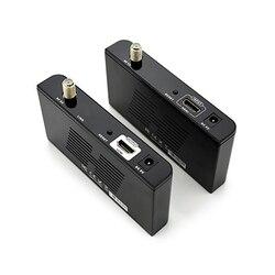 LKV379 500 м HDMI 1080P HDMI удлинитель приемник отправителя по коаксиальному кабелю HDMI по коаксиальному кабелю RG6 RG7 RG11 до 1640 футов