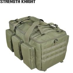 Männer Vintage Reisetaschen Camouflage Multifunktionale Gepäck Tasche Military Große Kapazität Männlichen Rucksack 55L Reise Rucksäcke