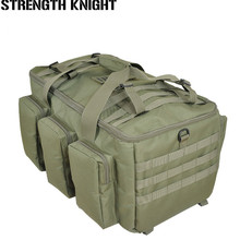 Free Shpping Outdoor Camouflage Multifunctional Luggage Bag Large Capacity Bag Military Tactical Backpack 55L Travel Rucksacks цена 2017
