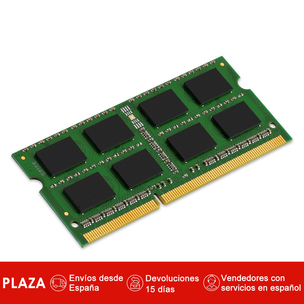 Kingston Technology ValueRAM KVR16LS11/8, 8 GB, 1x8 GB, DDR3L, 1600 MHz, SO-DIMM 204 broches