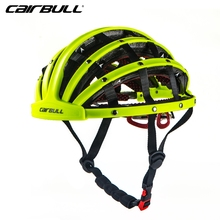 CAIRBULL Aero 5 Color Folding light weight Ciclismo MTB Bike Ultralight Cycling Helmet Bicycle Capacete De Bicicleta Bici Casque