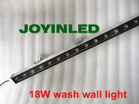 AC85 265V High Power 24W Warm White White RGB Wallwash Light LED Landscape Light