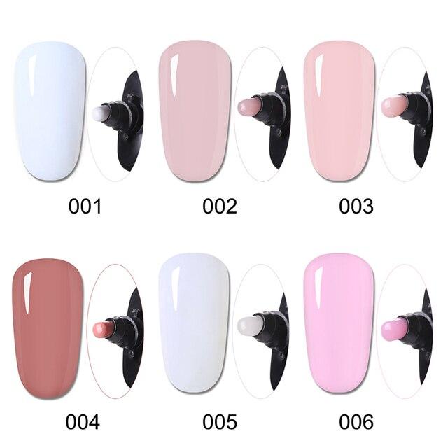 Elite99 30 ml Poly Gel Kristall Gelee Finger Verlängerung Nail art Gel Lack Camouflage Farbe UV LED Acryl Builder Gel