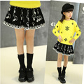 Tutu Rokjes Baby Skirts For Girls Cotton Skirt Cotton Short Floral Casual New Fashion Baby Skirt H-dress60