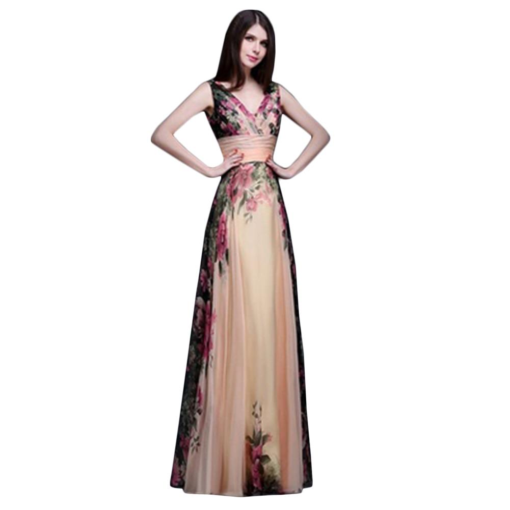 Ziemlich Gedruckt Partykleider Fotos - Brautkleider Ideen - cashingy ...