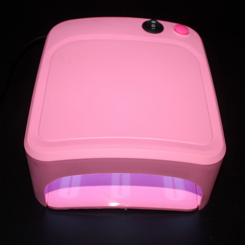 Beauté 36 W UV Lampe Nail Sèche-Manucure Gel Avec Minuterie Nail Art Machine UE plug
