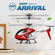 RC helicóptero una con