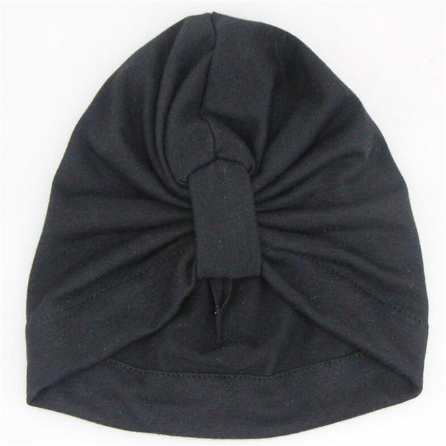 New Children hats cute pure color unisex bonnet fashion warm caps Infant crochet toddler costume baby beanies