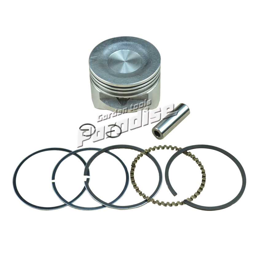 GX35 Brush Cutter Piston Set Diameter 40mm with Piston Ring Kit for Trimmers Engine Motor Replace Parts 96mm top quality deisel engine piston ring set for nissan 4cylinder td27 sdn31 056zz