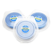 Neitsi 1 Roll 0.75inch*36 YDS Lace Front Support Blue Tape Roll US Double Side Adhesive Tape For Hair Extensions