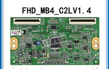LCD Bord FHD_MB4_C2LV1.4 E88441 Logic board für verbinden mit LTY460HM01 T-CON connect board(China)