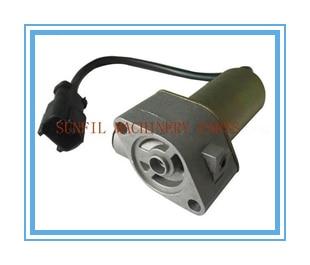 Excavator Pump Solenoid Valve PC200-6 ,Free shipping 708 2l 04532 excavator main valve for komatsu pc250lc 6